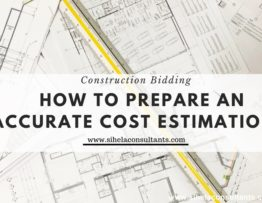 Prepare an Accurate Cost Estimation