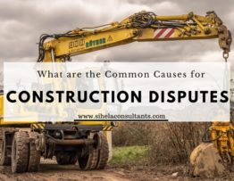 Construction Disputes causes